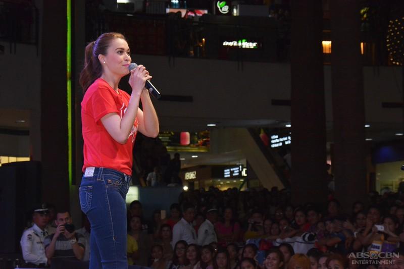 Dolce Amore Grand Fans Date: Masayang araw ng mga puso with LizQuen