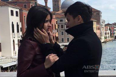 Dolce Amore in Venice, Italy