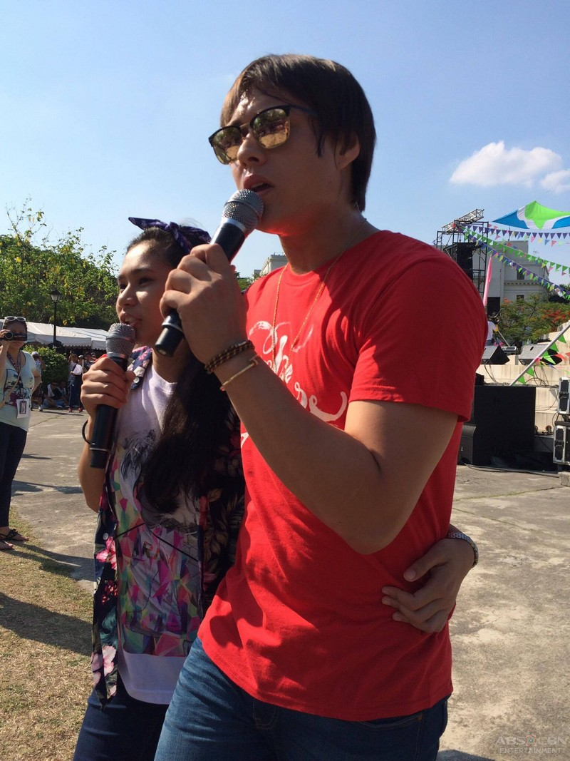Dolce Amore Destiny World Tour Kick Off: Lapu-lapu Shrine, Luneta Park