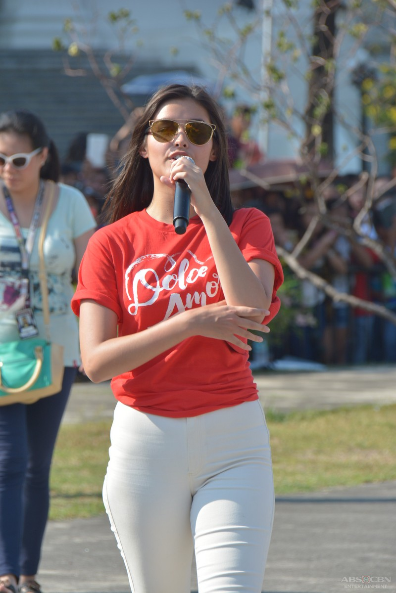 Dolce Amore Destiny World Tour Kick Off: Lapu-lapu Shrine, Luneta Park