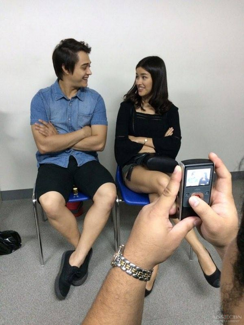 CAUGHT ON CAM: Ibang level ng kilig with Dolce Amore's Tenten and Serena