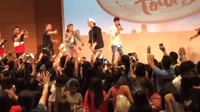 Dolce Amore Destiny World Tour in Milan