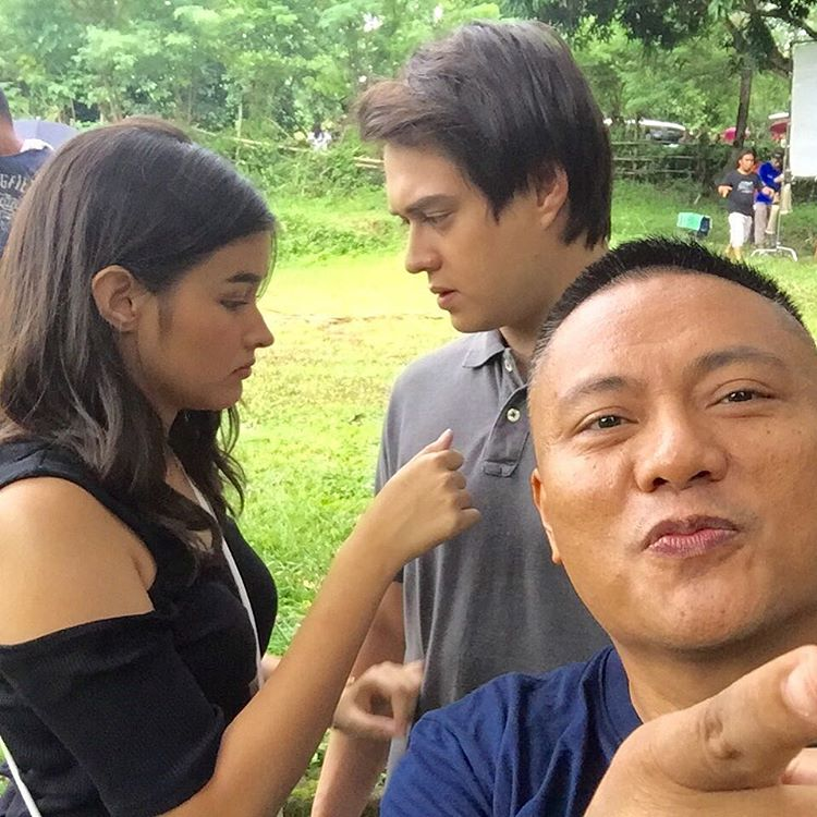 What really happens in the set of Dolce Amore