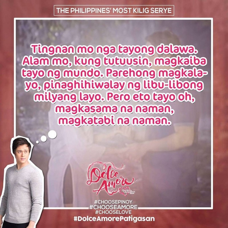 Tenten and Serena's heartbreaking lines on Dolce Amore