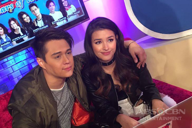 PHOTOS: Enrique and Liza on ASAP Chillout