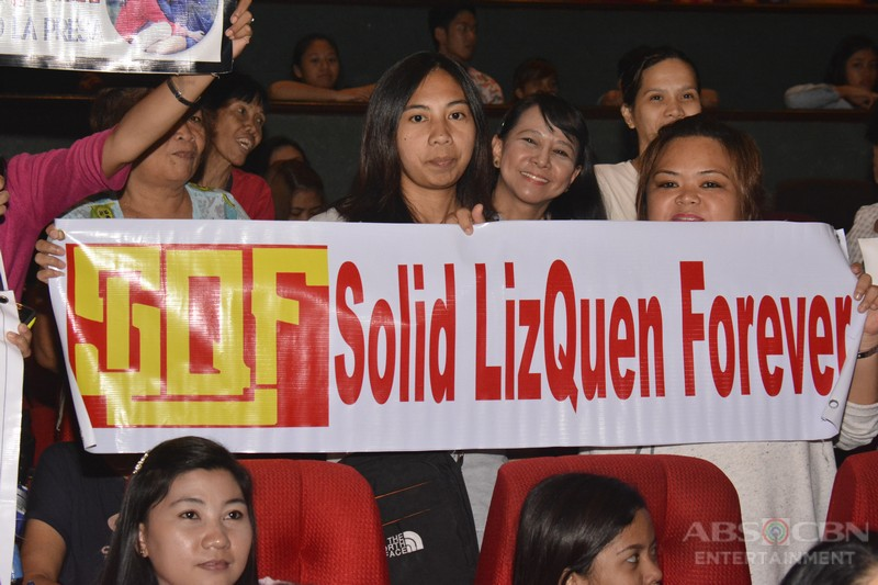 PHOTOS: Liza and Enrique suprise their fans at the Dolce Amore Finale Viewing Party